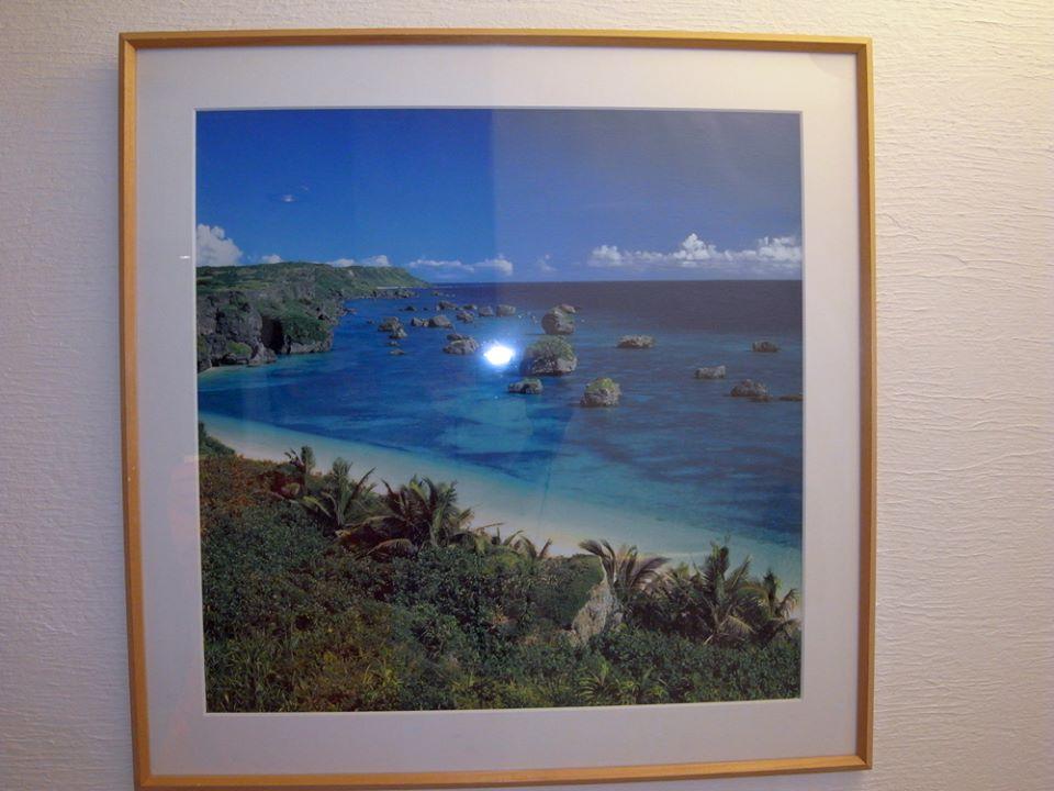 院内ポスターは沖縄宮古島